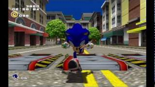 Sonic Adventure 2: City Escape