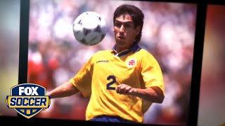 Andrés Escobar and the legacy of the Colombian national team | FOX SOCCER
