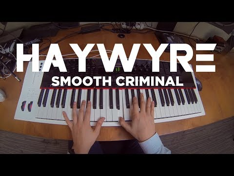 This [Live] Remix of Michael Jackson's 'Smooth Criminal' by Haywyre Will Blow Your Mind