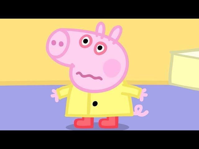 Peppa Pig Świnka Peppa po Polsku   Chory George   Najlepsze odcinki