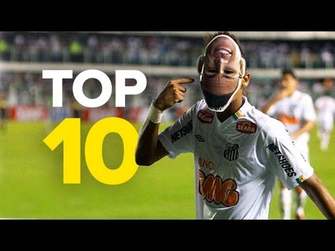 Top 10 Crazy Red Cards