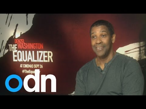 The Equalizer: Denzel Washington reveals his fear and gives us life advice