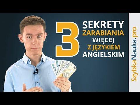 3 Sposoby Jak Zarobić Na Języku Angielskim?