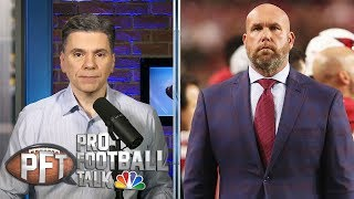 Did Arizona Cardinals accidentally reveal plans for No. 1 pick? | Pro Football Talk | NBC Sports