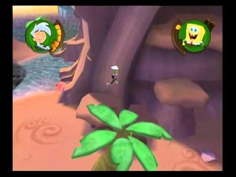 Nicktoons Battle For Volcano Island Part 1