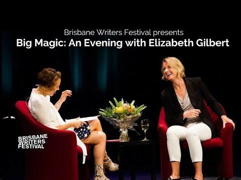 BWF presents An Evening with Elizabeth Gilbert