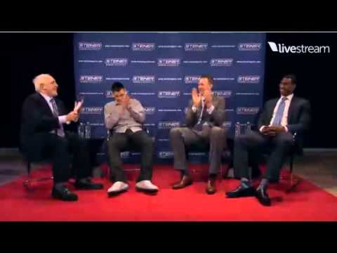 Iman Shumpert NY Knicks - Rap (During Steiner Sports Interview)