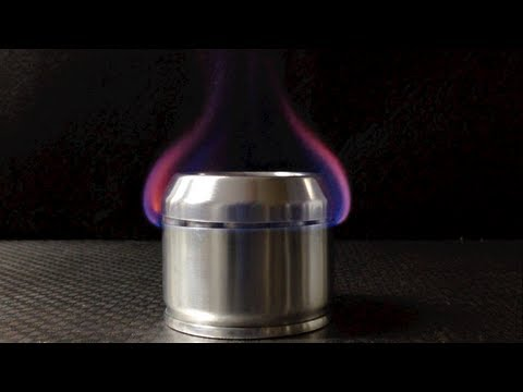 Alcohol Stove - Side Slot Stove -