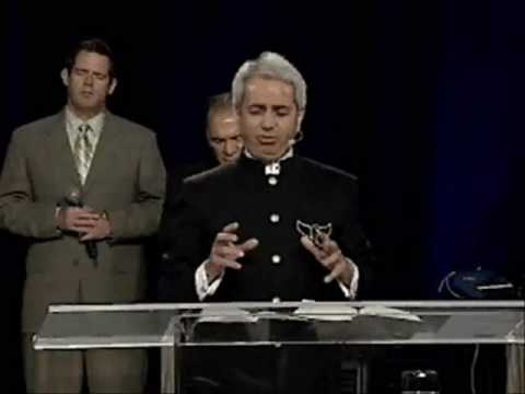 Benny Hinn sings 'Songs of the Anointing'