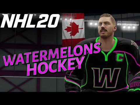 NHL 20 WATERMELONS HOCKEY | EASHL 3's | Stream #3 | Road to Div 1