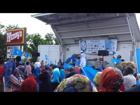 Somali Independence Day 2013, Minneapolis, MN