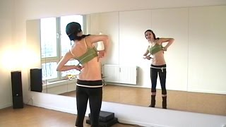 Bellydance for Beginners CHEST SIDE LIFTS - with Coco!