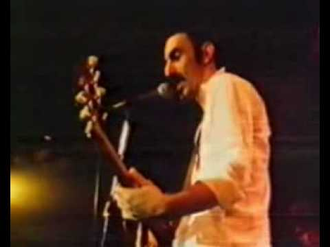 Frank Zappa - What Kind Of Girl Do You Think We Are