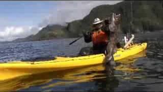 Kayak Fishing GAME ON - Extreme Kayak Fishing Movie Trailer #1