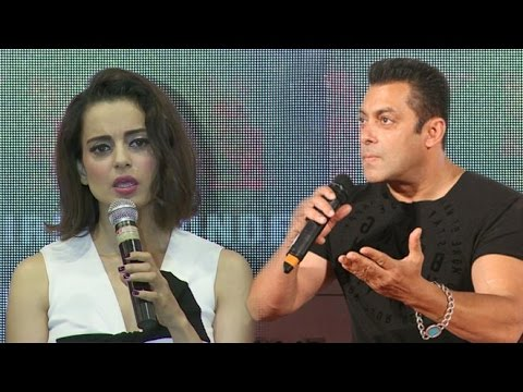 Kangana Ranaut's SHOCKING Comment On Salman's 'Raped Women' Controversy