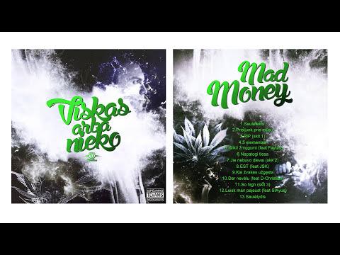 Mad Money - Viskas arba nieko 2014 (Pilnas albumas)