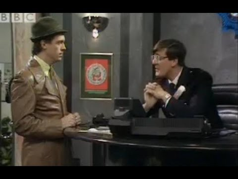 Welcome to the Private Police Force - A Bit of Fry and Laurie...