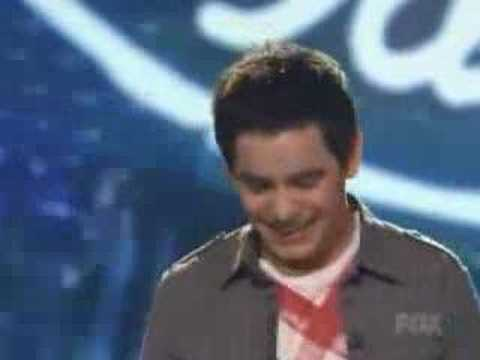 David Archuleta - Shop Around