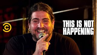 Big Jay Oakerson Sees Some Boobs: This Is Not Happening S2 (CC:STUDIOS & Comedy Central)