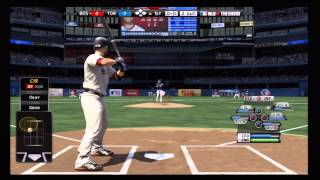 MLB 12 The Show Gameplay Tutorial Pitching Tips Meter Pulse