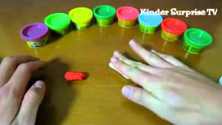 Play Doh Candy Canes  Fun & Easy Play Doh  Full Episode