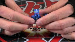 Gundalian Invaders Bakugan - July and August 2010 Release Previews