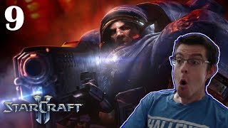Offensively Greedy - StarCraft II 1v1 - [Game 9]