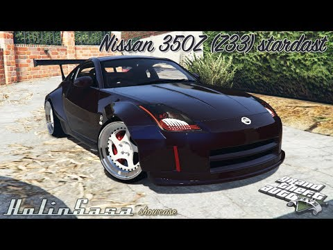 Nissan 350Z (Z33) stardast [add-on]