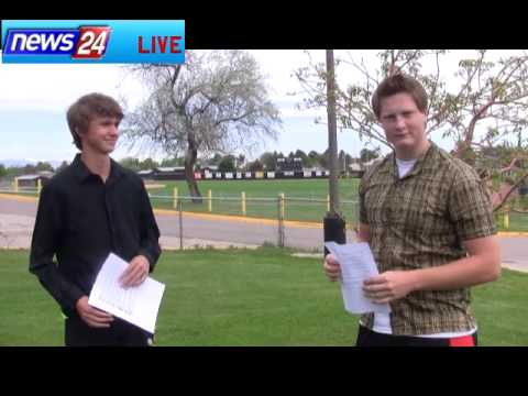 Channel 24 News Broadcast