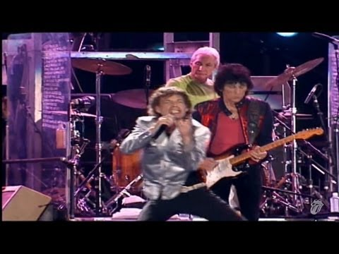 The Rolling Stones - It's Only Rock 'n' Roll (live) - Official video
