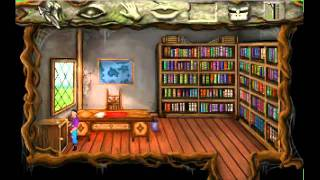 Let's Play LIVE: King's Quest 3 AGD (part 1)