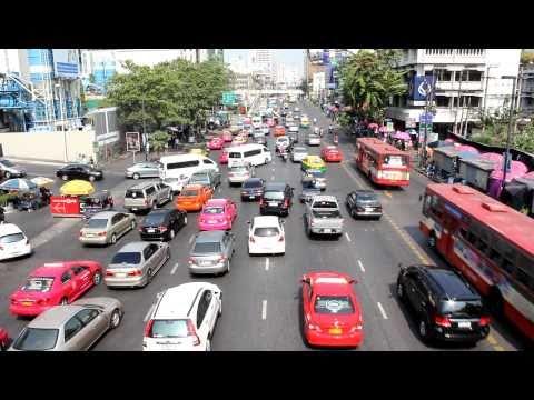 BANGKOK CITY RD 2011 - I LOVE THAILAND - FHD