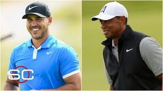 The Open: Weather to affect Tiger Woods? Brooks Koepka's lack of practice an issue? | SportsCenter