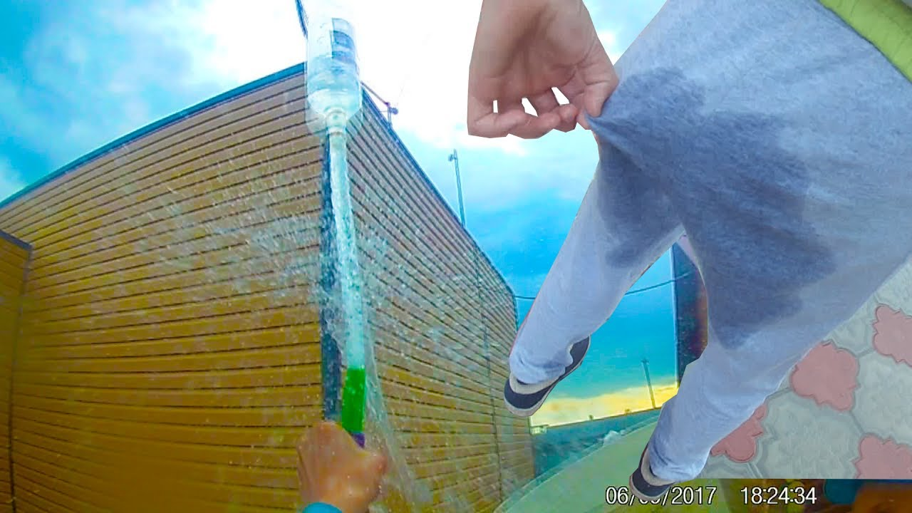 Как сделать чтобы бутылка взлетела 478