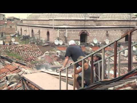 Skyfall [behind The Scenes I] video