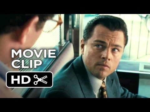 The Wolf of Wall Street Movie CLIP - How Much Money do you Make? (2013) - Leonardo DiCaprio Movie HD