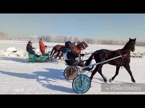 Проводы зимы. Омская обл., р.п. Любинский