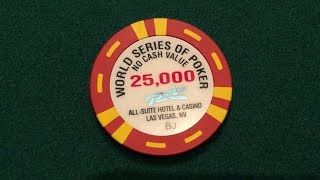 The World Series of Poker $1,000 Double Stack Event