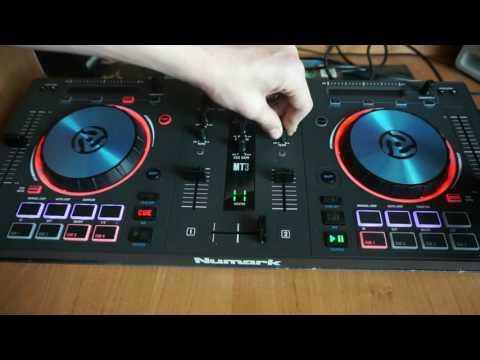 Dubstep Trap Mix with Numark Mixtrack 3