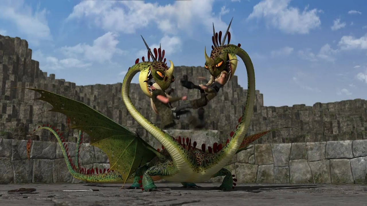HOW TO TRAIN YOUR DRAGON - Dragon Training Lesson 4: The ...