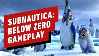 15 Minutes of Subnautica: Below Zero 'Early Access' Gameplay
