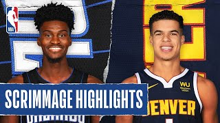 MAGIC at NUGGETS | SCRIMMAGE HIGHLIGHTS | July 27, 2020