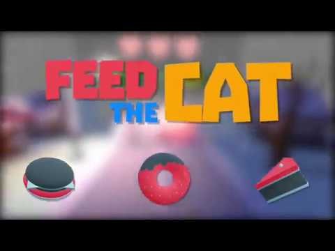 Feed The Cat VR APK Cover
