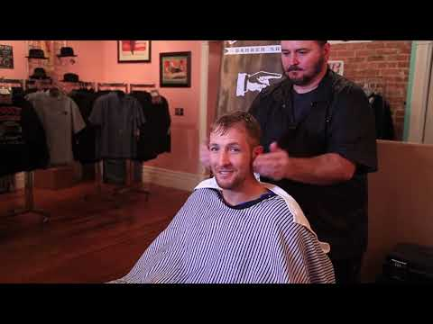 Gents Barber Shop: Men's Haircuts and Straight Razor Shaves
