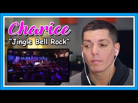 Charice Reaction | Jingle Bell Rock — 2010 Rockefeller Center