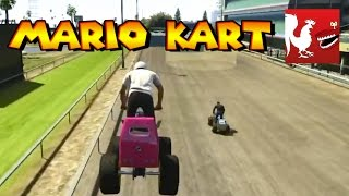 Things to do in GTA V  Mario Kart