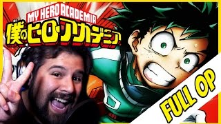 My Hero Academia - Peace Sign [FULL VER.] - English Cover (Caleb Hyles)