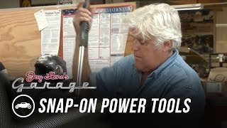 Snap-On Power Tools - Jay Leno's Garage