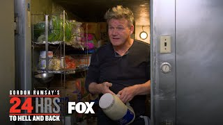 Spoiled Food Makes Everyone Feel Sick | Season 1 Ep. 1 | GORDON RAMSAY'S 24 HOURS TO HELL & BACK