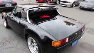 Porsche 914-8 Targa Outlaw w/350ci
